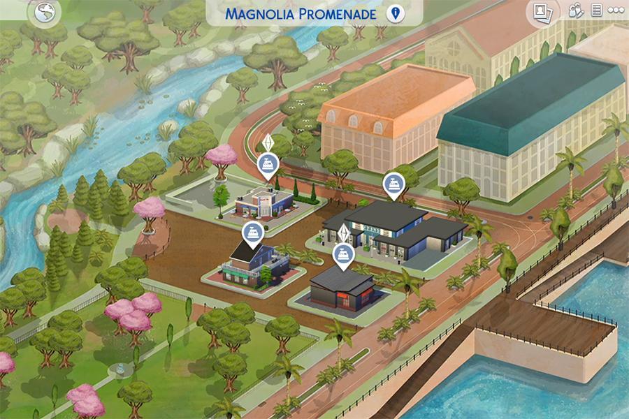 Novo Visual para Mapas do The Sims 4 Já Disponível – Novos Modelos