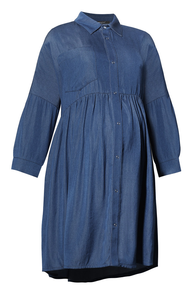 Dress AVI indigo