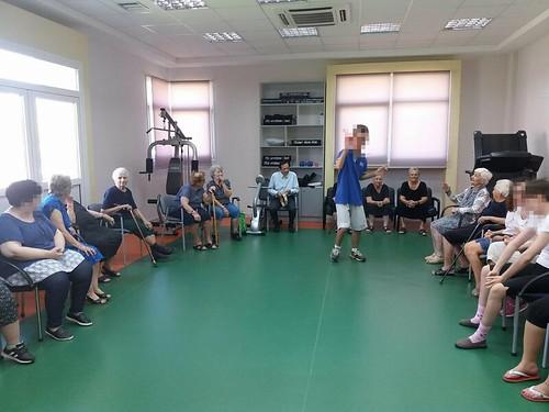 30-08-2018 - Επίσκεψη στο ΚΔΑΠ-ΜΕΑ
