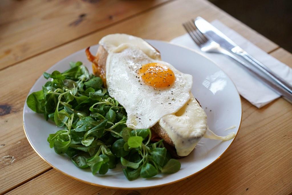 Bistro Siroka breakfast
