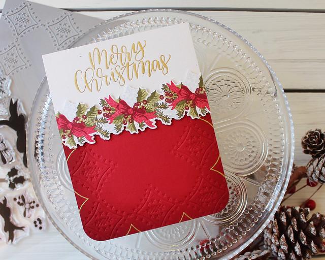 LizzieJones_PapertreyInk_September2018_PennedEleganceChristmas_SeasonalBordersWinter_SweetStitching_MerryChristmasCard