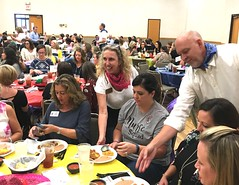 Grapevine-Colleyville Education Foundation New Educators Luncheon 2018