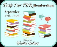 Tackle Your TBR Readathon 2018 #TackleTBR