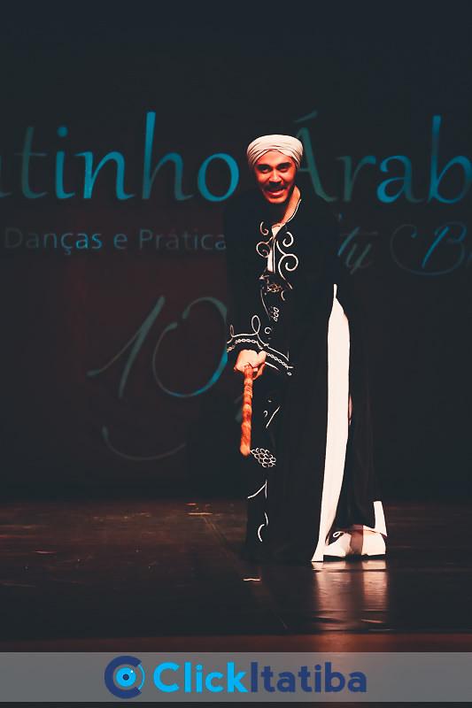 Cantinho Árabe - 10 Anos