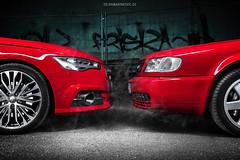 Audi S4 Avant Generations - Shot 1