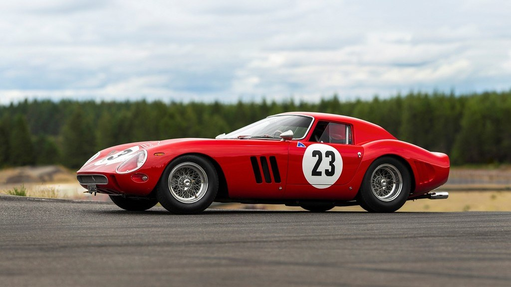 Ferrari 250 GTO SI Coupeж