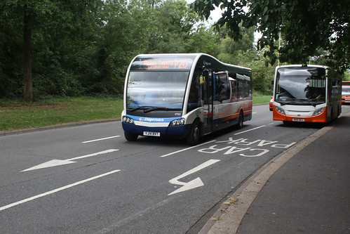 Stagecoach South 47925 YJ14BVT
