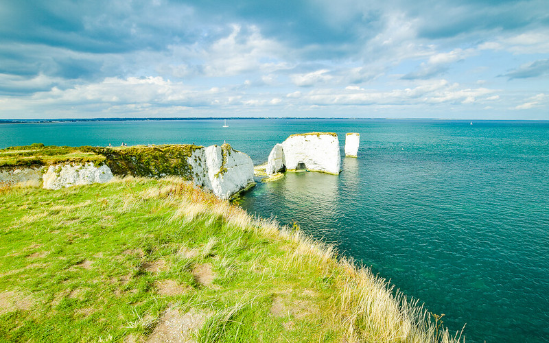 Jurassic Coast walk - Old Harry Rocks