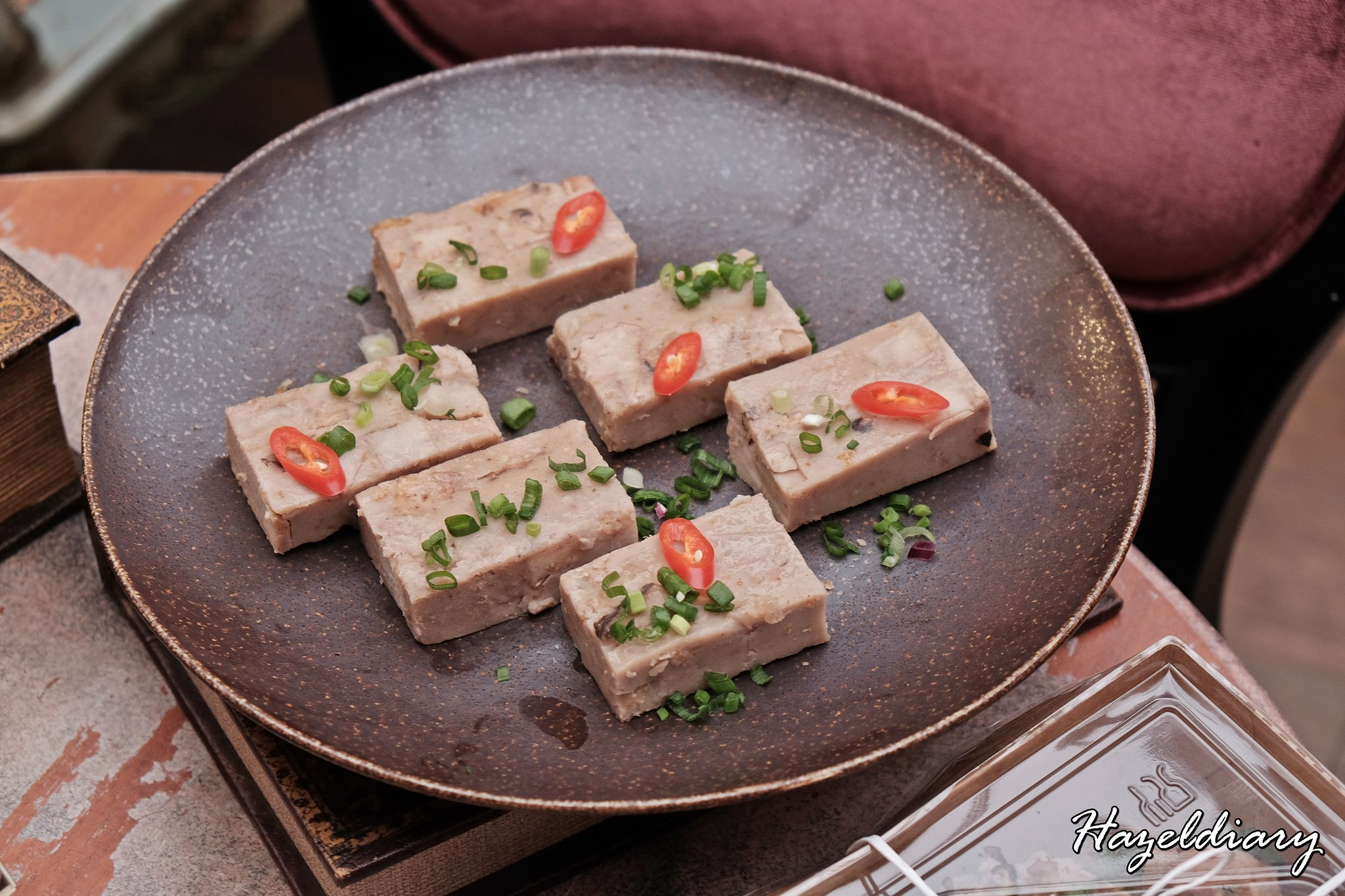 Pang Hakka Delicacies- Hakka Yam Cake