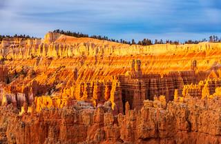 Sunrise - Bryce Canyon, 2018