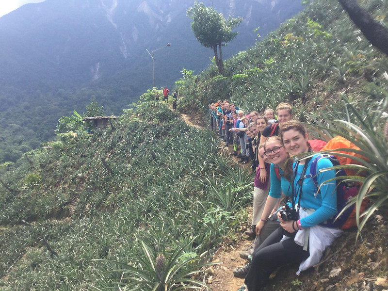 Sixth Form Borneo Expedition