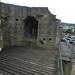 Conwy Town Walls - Vicarage Gardens Car Park, Conwy