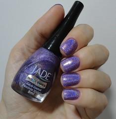 Desafio do adeus: Jade - Fascínio Violeta