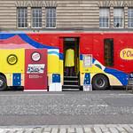 Super Power Agency Bus | © Robin Mair