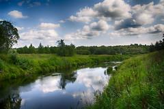 Tosna River, Sablino, Leningrad Region