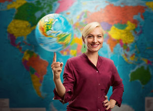 See the World as a Traveling English Teacher