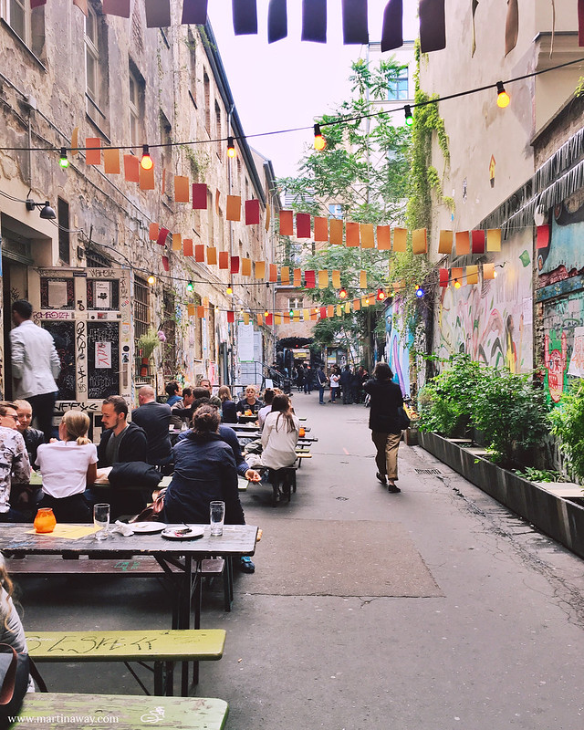 Café Cinema, Berlino cosa vedere