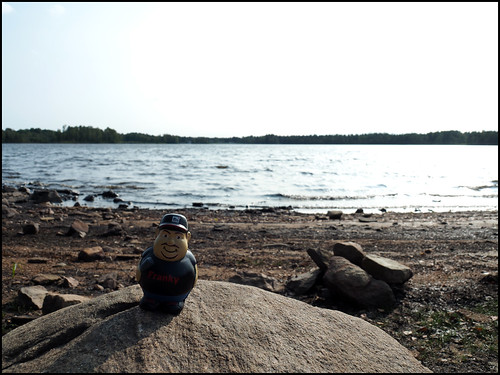 3652018 onemonth2018 august day234 2282018 kostolany244 olympusomdem5markii europe sweden geo:country=sweden month franky lake water sunshine 365the2018edition