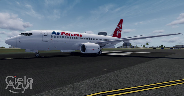 Air Panama (HP-1796PST) v3.0