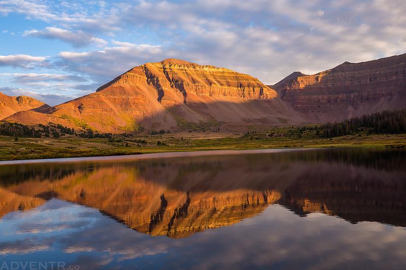 Dome Peak Reflection