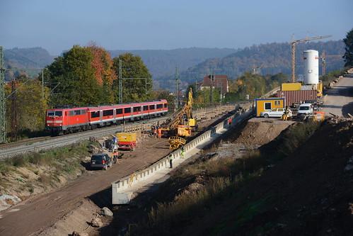 DB 111 207 Laufach 27.10.2015
