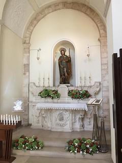 San Rocco nella foto di Piero Renna