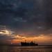Ghost Ship - Costinesti, Romania by tinu.coman