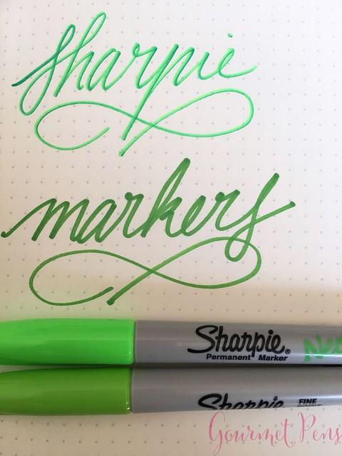 Sharpie Neon Markers @JetPens 1