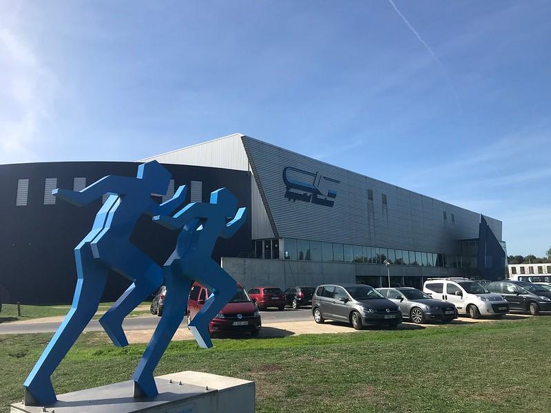 Polideportivo Topsporthal Vlaanderen