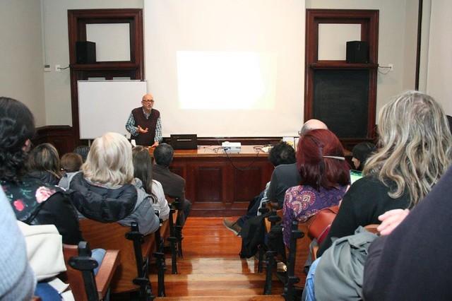 Presentación del libro del Prof. Pedro Boltrino