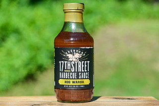 17th Street Barbecue Sauce: Hog Warsh