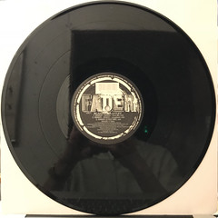 BLAHZAY BLAHZAY:DANGER PT. II(RECORD SIDE-B)