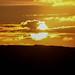 Landscape Sunset Fireball