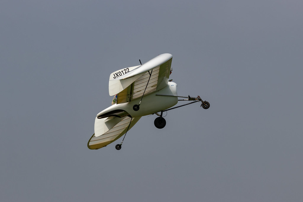 2nd flight  takeoff