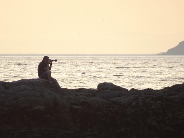 Fotógrafo marino