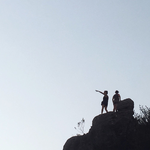 Road-trip en France - Tout en haut du Caylar