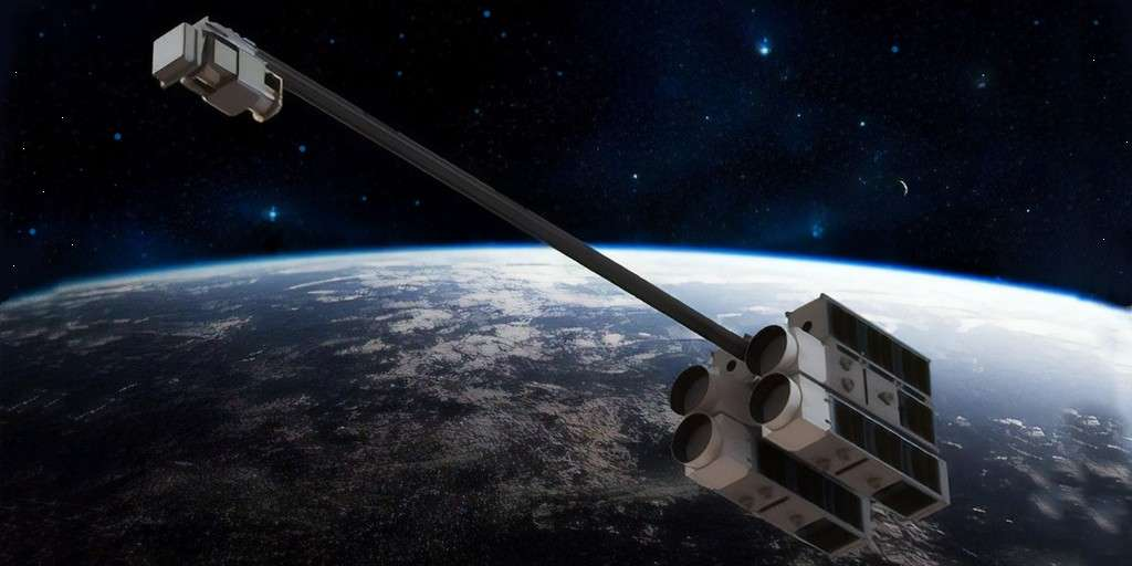 Le satellite AAReST sera lancé en 2019