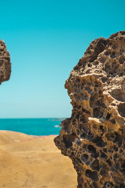 Rocky beach, Fujifilm X-E1, XF35mmF2 R WR