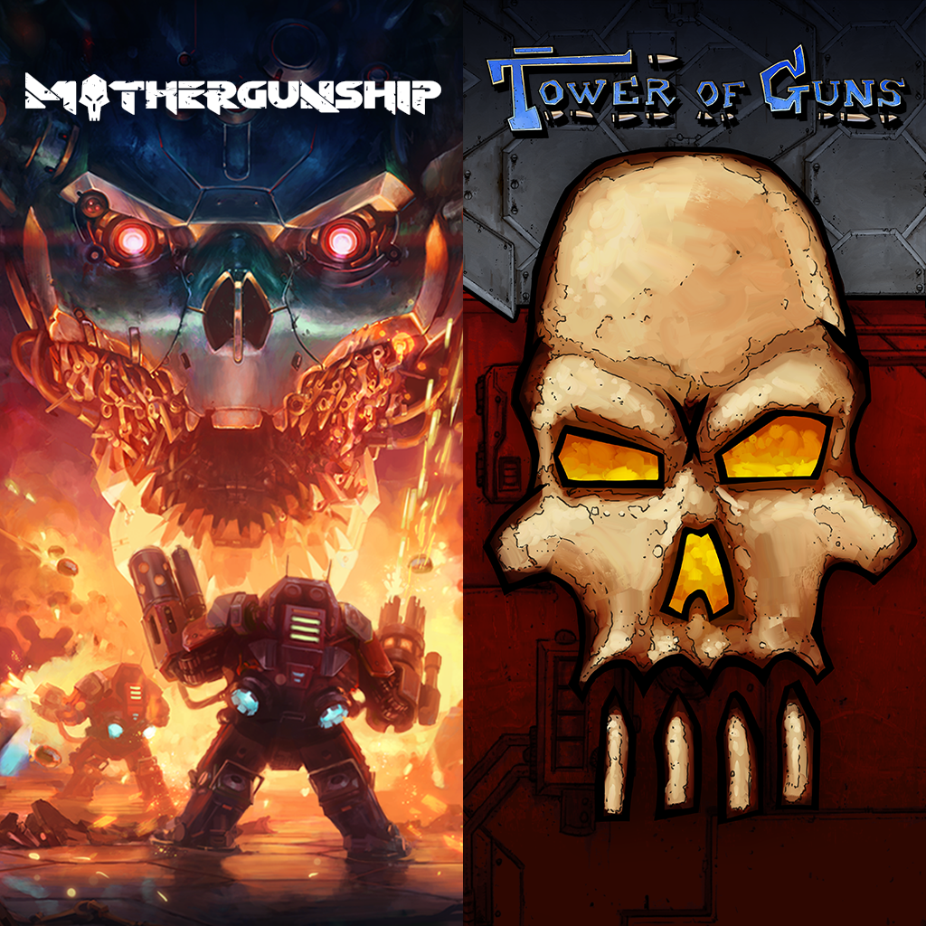 MOTHERGUNSHIP + Tower of Guns Bundle