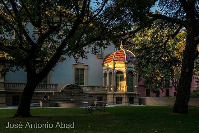 Parc Jaume Balmes, Vic, Fujifilm X-E1, XF18-55mmF2.8-4 R LM OIS