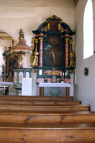 Magdalenenkapelle, Baunach