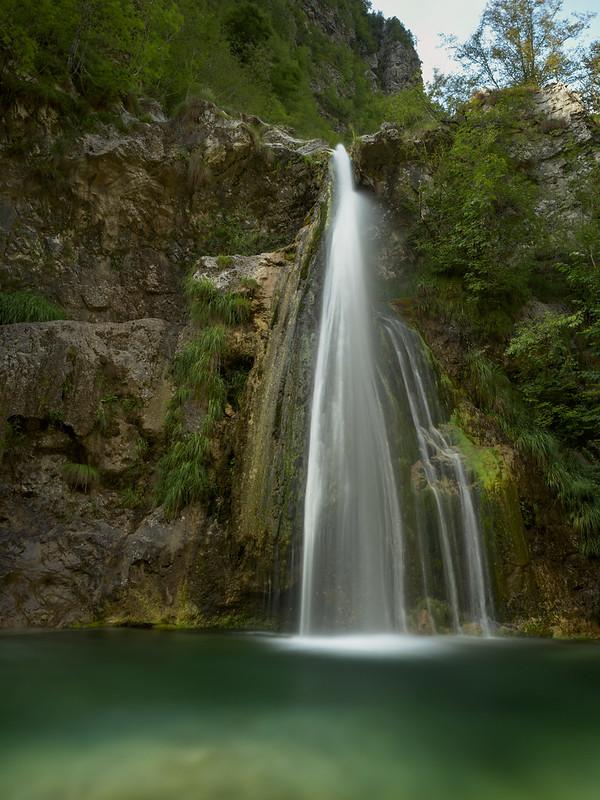 Cascata Forte Ampola