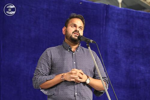 Shobhit Chaudhary from Faridabad, Haryana, expresses his views