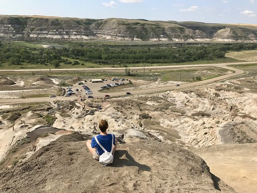 Hoodoo Trail, south of Drumheller