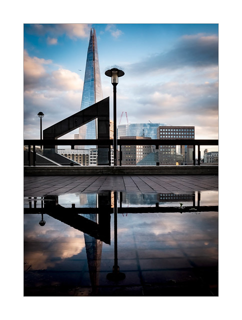 Shapes, Reflections and The Shard