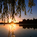 Linlithgow dawn by kenny barker