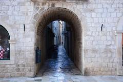 Alleyways of Dubrovnik (Hrvatska 2018)