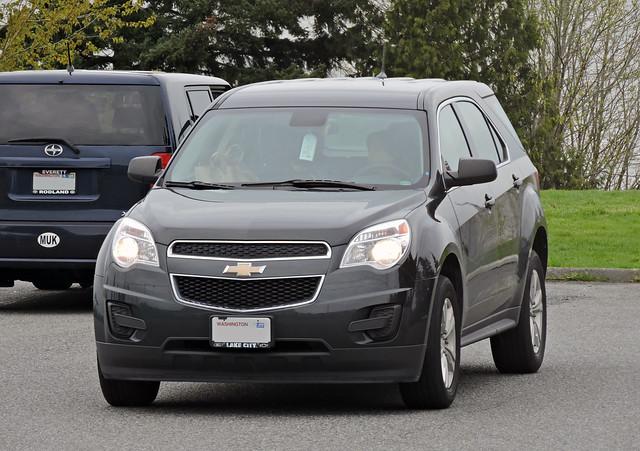 Chevrolet Equinox (AJM CCUSA)