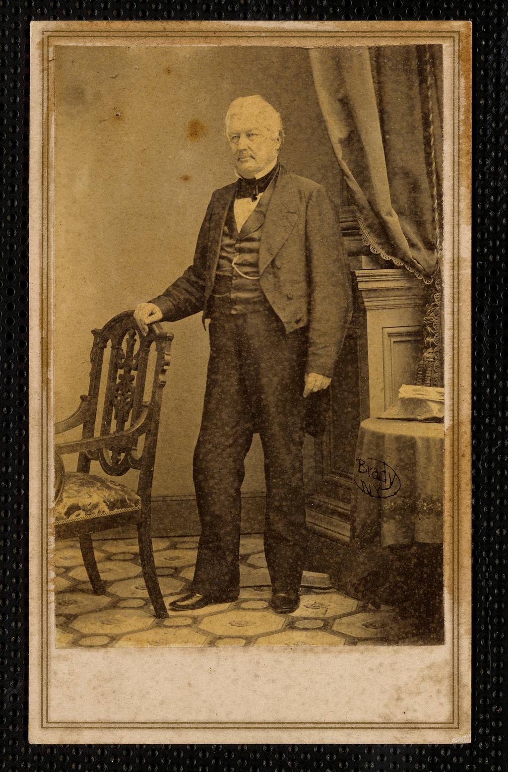 Президент Миллард Филлмор