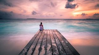Изображение water sports beach Пляж длиной 710 м. photo landscape sunset peaceful nature water clouds maldives longexposure photograph ocean travel photography sky seascape fineart calm geotagged sea baaatoll mv onsale faceless portfolio